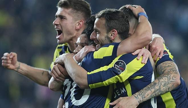 Fenerbahçe, Osmanlıspor'dan 3 puanı kaptı