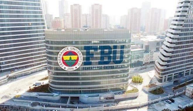 Fenerbahçe Üniversitesi rektörü Galatasaraylı çıktı