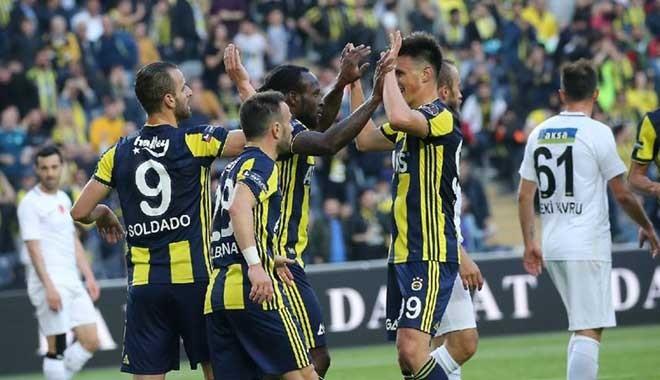 Fenerbahçe ateş hattından kurtuldu