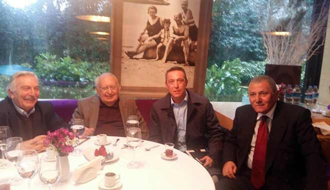 Fenerbahçe başkan adayı Ali Koç'a sürpriz destek