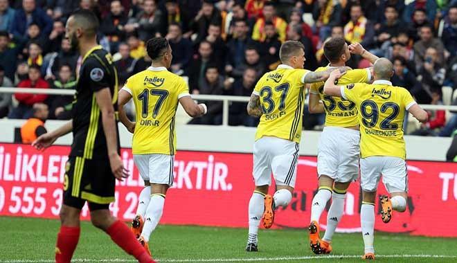 Fenerbahçe'den derbi öncesi kritik galibiyet