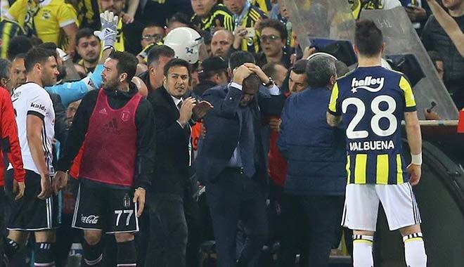 Fenerbahçe'den olaylı Beşiktaş derbisi hakkında açıklama: Tahrik ettiler..
