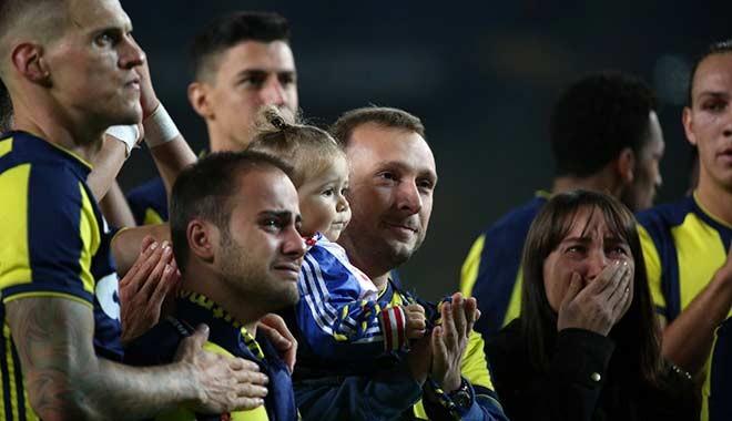 Fenerbahçe futbolcularından duygulandıran hareket… Koray Şener'i unutmadılar