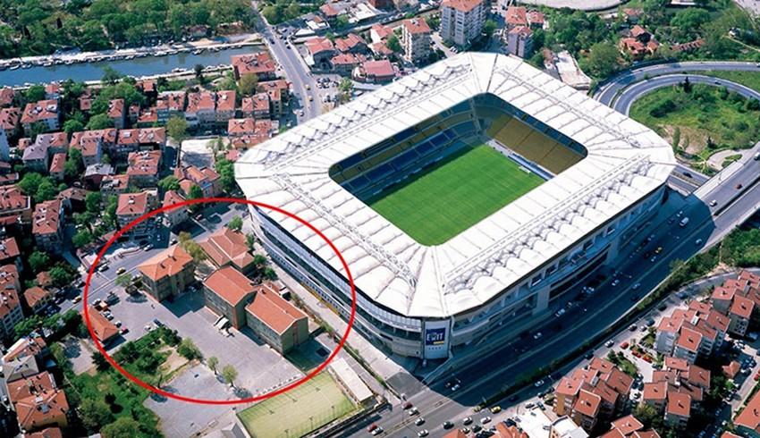 Fenerbahçe o arazilerden büyük gelir sağlayacak
