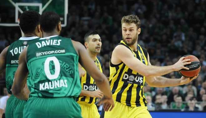 Fenerbahçe play-off'ta