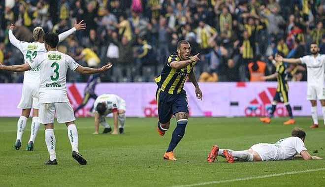Fenerbahçe son nefeste şampiyonluğa tutundu
