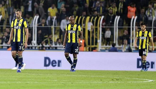 Fenerbahçe'de 5 ayrılık birden