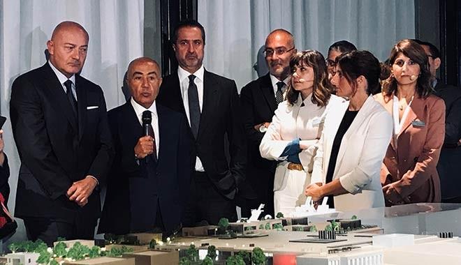 Ferit Şahenk'ten kesin talimat: O kule yıkılmayacak