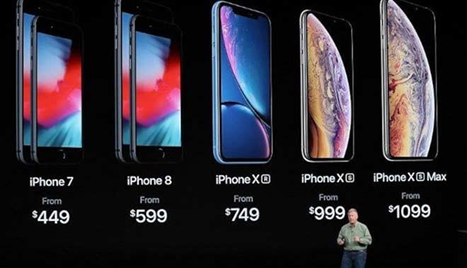 IPhone XS toplatılabilir 42