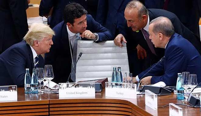 Hande Fırat yazdı: Erdoğan, Trump'tan Halkbank için ne istedi