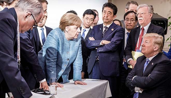 Dünya ticaret savaşı başladı