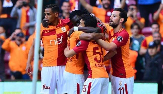 Galatasaray Şampi gibi....