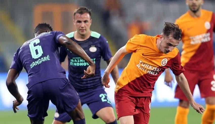 Galatasaray, Şampiyonlar Ligi'ne erken veda etti!