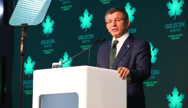 Ahmet Davutoğlu:EYT mağdurları taleplerinde haklıdır