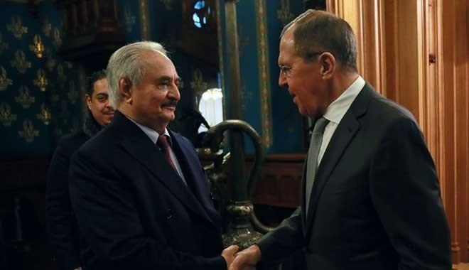 Hafter, ateşkes anlaşmasını imzalamadan Moskova'dan ayrıldı