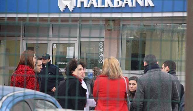 Halkbank'ın Makedonya'daki şubesinde son bir yılda üçüncü soygun