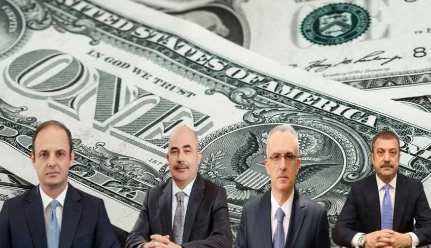 Hangi MB Başkanı döneminde dolar ne kadar arttı?