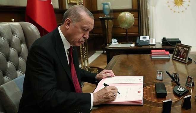 Cumhurbaşkanı Erdoğan termik santrallerle ilgili düzenlemeyi veto etti