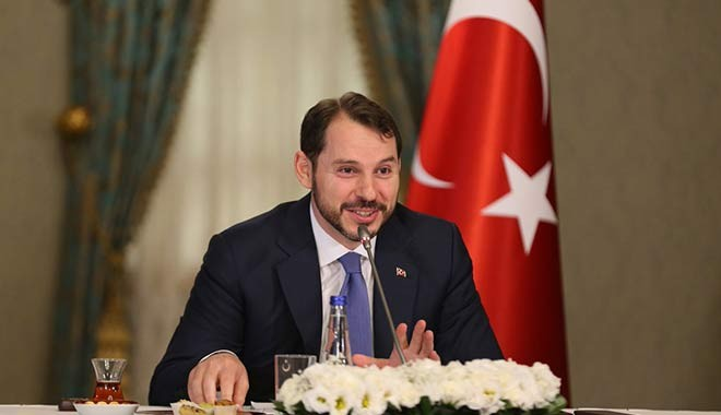 Hazine Bakanı Albayrak, Alman basınına yazdı: Türkiye, kur krizini atlattı