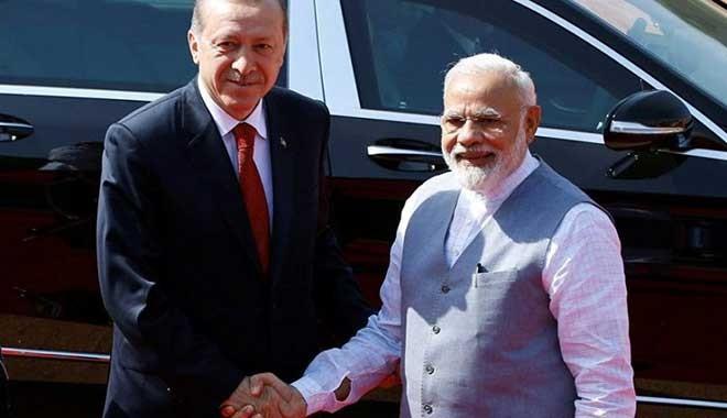 Hint Başbakan Erdoğan'ın sözleri yüzünden ziyareti iptal etti