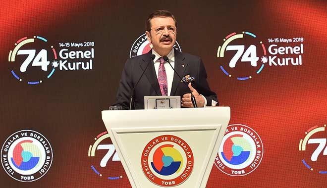 Hisarcıklıoğlu TOBB Başkanlığına yeniden seçildi: İşte yeni yönetim kurulu