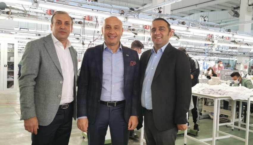İHKİB Başkanı Gültepe: Firmaların ayakta kalması için kur 9 TL olmalı