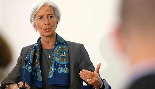 IMF Başkanı'ndan
