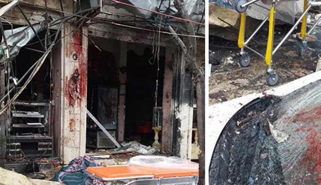 IŞİD, Menbiç'te ABD askerlerine saldırdı.. 6 asker öldü