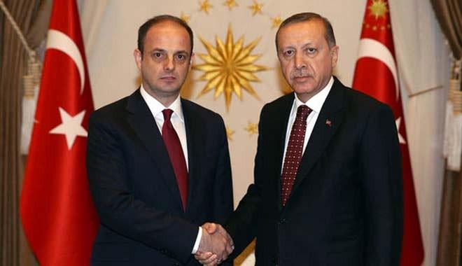 Erdoğan-Çetinkaya ne görüştü?