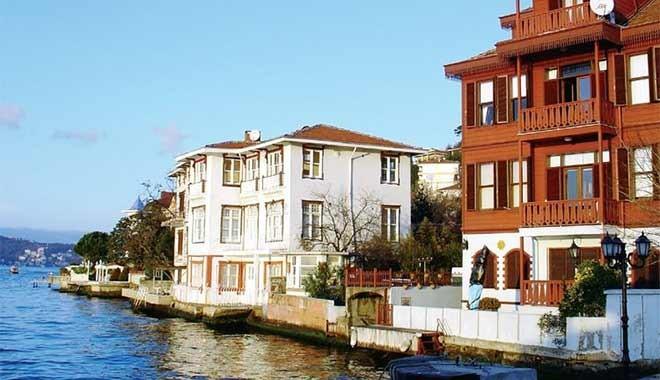 İstanbul Boğazı'nda satılık 60 yalı! Fiyatlar yüzde 30 düştü