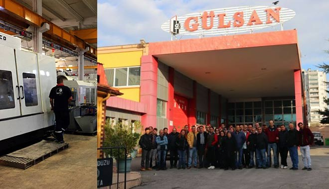 İstanbul'un göbeğinde 213 işçi aç susuz fabrikada bekliyor