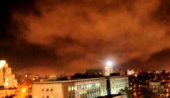 Suriye'de 5 kent vuruldu.. İşte detaylar