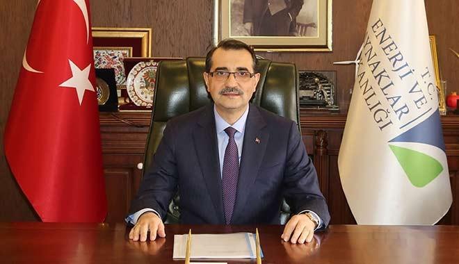 Enerji Bakanı: Yılbaşında maliyet düşerse doğalgaz ve elektrikte indirim söz konusu olabilir