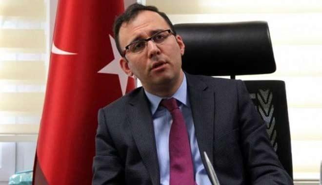 Gençlik ve Spor Bakanı Mehmet Muharrem Kasapoğlu oldu...