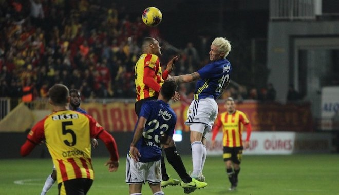 İzmir'de nefes kesen maç: 4 gol, bir kırmızı kart, verilmeyen goller