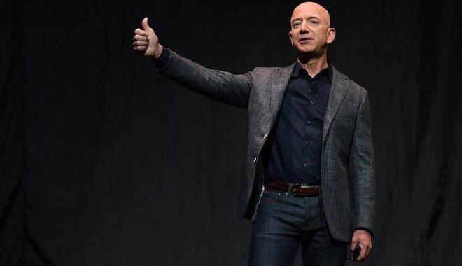 Jeff Bezos servetiyle rekor tazeledi, boşanma öncesini de geçti