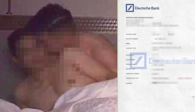 Kabinede eşcinsel ilişki çatlağı: Bakanın erkekle videosu ortaya çıktı