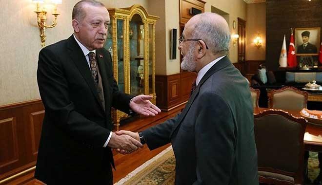 Karamollaoğlu: Erdoğan'ın 'KHK mağdurları' için 'af' hazırlığı yaptığı izlenimi edindim