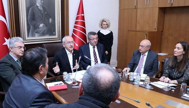 Kılıçdaroğlu: 3 tane müteahhite dünyanın parasını verdiler, Kombassan mağdurlarının hakkını vermediler