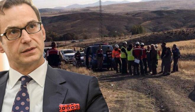 Koç Holding mahkeme kararını tanımadı, köyün ortasında altın madeni için sondaj çalışmasına başladı