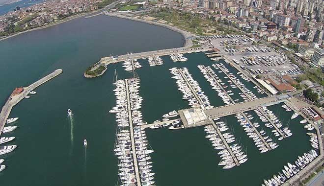 Fenerbahçe Kalamış Yat Limanı imara açıldı