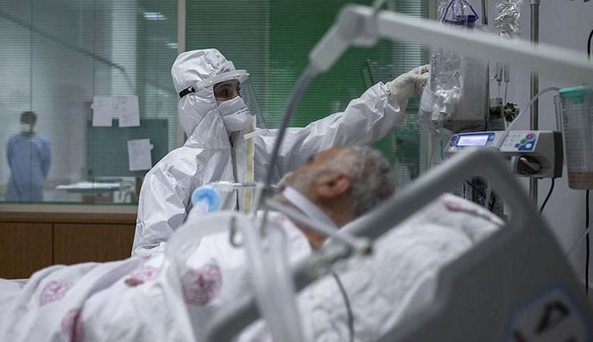 Koronadan  65 kişi yaşamını yitirirken bin 692 yeni vaka tespit edildi