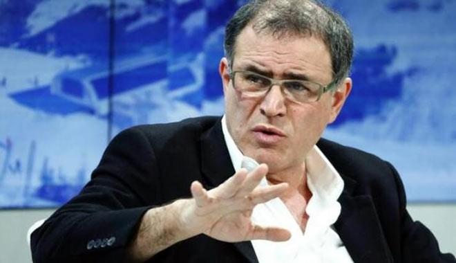 Kriz kahini Roubini'den yüksek enflasyon riskine karşı tavsiye