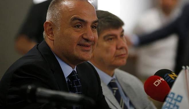Kültür ve Turizm Bakanı Ersoy: Erdoğan'la bir kez görüştüm, sonra adımı bakanlar kurulu listesinde gördüm