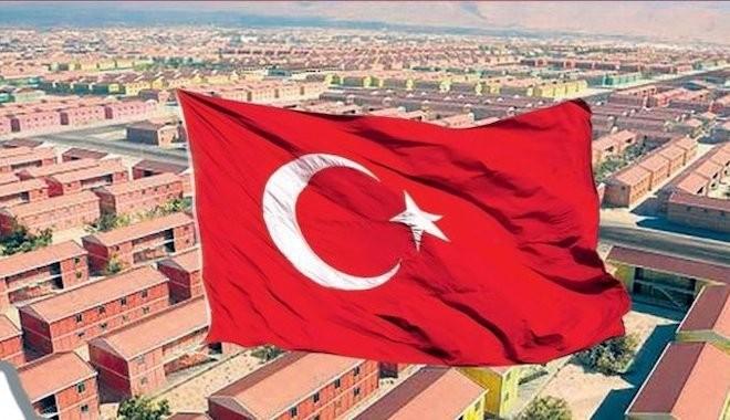 Libya'da Türkler 5 bin prefabrik konut yapıyor