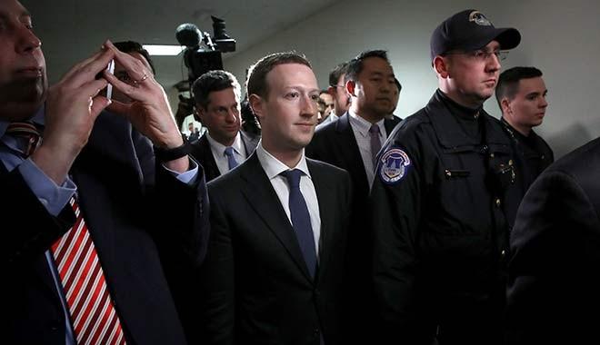 Maaşı 1 dolar! Mark Zuckerberg'i 'korumak' 22 milyon dolar
