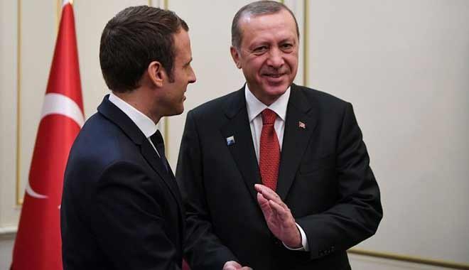 Macron'dan çok konuşulacak Türkiye ve Rusya yorumu: Türkler ile Rusları ayırmayı başardık