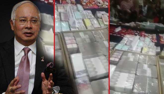 Malezya'da 900'den fazla banka hesabı donduruldu