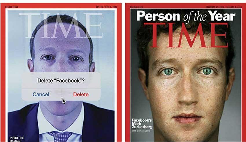 Mark Zuckerberg, 11 yıl sonra TIME kapağında: 'Facebook silinsin mi?'