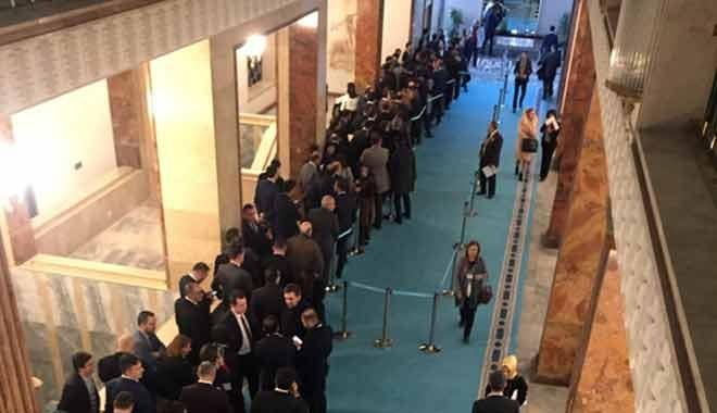 Meclis'de bu insanlar neyi bekliyor